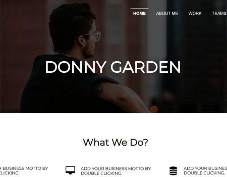 Donny Garden